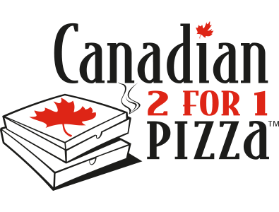 Canadian 2 for 1 Pizza